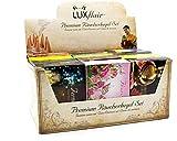 Luxflair Premium Räucherkegel/Räucherkerzen Mischung 12 x 20 Stück in der XXL Großpackung....