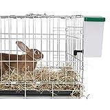 Danser Hamstertrinker, Kaninchen Wasserflasche 1L, Nager Trinkflasche Kaninchen Hamstertränke,...
