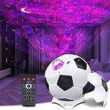 COOLHOOD LED Sternenhimmel Projektor Sternprojektor mit 28 Lichteffekte, Starry Projector Light...