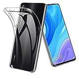 TOPACE Hülle für Huawei MatePad Pro, Ultra Schlank Softschale Silikon TPU Stoßfest Schutzhülle...