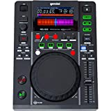 Gemini MDJ-500 | DJ CD Media Player | MP3 USB - Mit großen LCD Display