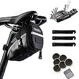 BAONUOR Fahrrad Multitools 16-in-1Fahrrad Reparatur Werkzeug Set, Faltbares Multifunktionswerkzeug...