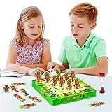 VATOS Brettspiel, Kinderspiele Kinder Gedächtnisspiel Helfen Farberkennung und Gehirnentwicklung,...