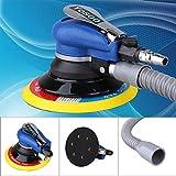 6' Druckluft Schleifmaschine Exzenterschleifer Polierer 150 mm Werkzeug