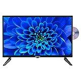MEDION E12463 59,9 cm (23,6 Zoll) Full HD Fernseher (integrierter DVD-Player, HD Triple Tuner, CI+,...