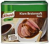 Knorr Klare Bratensaft Basis Dose Ergiebigkeit, 6er Pack (6 x 2500 g)