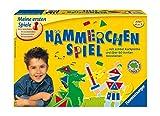 Ravensburger 21422 - Hämmerchen Spiel - Beschäftigung für Kinder, Nagelspiel für 1-4 Spieler,...