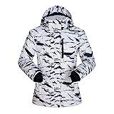 AHJSN Ski Jacke Männer und Frauen Neue Skianzug Warme Kleidung Skifahren Snowboard Frauen Schnee...