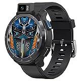 1.6' Smartwatch 2021 Neue 4G Smart Watch for Man 13MP 4GB 64GB 180° Drehbare Kamerasport Fitness...