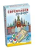 Queen Games 10463 - Copenhagen - Roll & Write