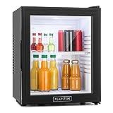 Klarstein MKS-13 - Minibar, Mini-Kühlschrank, Getränkekühlschrank, 32 Liter, geringer...