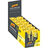PowerBar Elektrolyte Tabletten 5 Electrolytes  Brausetabletten mit 5 Mineralstoffen  75mg Koffein...