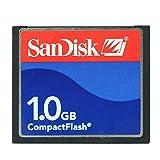 SanDisk 1GB CompactFlash Karte für Kamera
