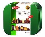 Delacre Tea Time 1000 g Dose, 1er Pack (1 x 1 kg) - Gebäckmischung mit und ohne Schokolade -...