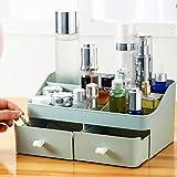 GFFTYX Make-up Aufbewahrungsbox,Multifunktions Organisator Kosmetikregal auf dem Tisch Aufbewahrung...