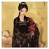 Hanfu Damen-Mantel, lockeres Kostüm, traditionelles chinesisches Feenkostüm, hochwertiger...