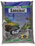 JBL Bodengrund Dunkel fr Swasser Aquarien, Sansibar Dark 10 kg, 67051