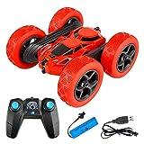 567 Doppelseitige Drehung, 360-Grad-Flip-and-Twist, ferngesteuertes Spielzeugauto, schnelles...