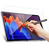 Benazcap Panzerglas Schutzfolie für Samsung Galaxy Tab S7+ 12.4 Zoll 2020, Anti-Bläschen,...