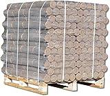 960kg Palette Holzbriketts Nestro Hartholz Briketts Rund Kamin Ofen Brikett Heizbriketts Buche &...