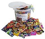 Süßigkeiten – Mix Party Box ohne Schokolade mit 1.2 kg, für Kindergeburtstag mit 6 Kinder(1.2...