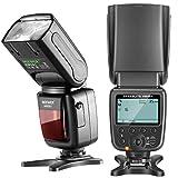 Neewer NW561 LCD Display Blitz Speedlite für Canon Nikon Panasonic Olympus Pentax Fijifilm und Sony...