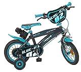 14' 14 Zoll Kinderfahrrad Kinder Jungen Fahrrad Rad BMX Bike Jungenfahrrad Blue Ice
