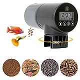 Sneta Automatisierte Futterspender für Fische Aquarium Futterautomat 200ml große Kapazität mit...