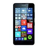 Microsoft Lumia 640 Dual-SIM Smartphone (5 Zoll (12,7 cm) Touch-Display, 8 GB Speicher, Windows 10)...