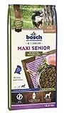 bosch HPC Maxi Senior mit frischem Geflgel & Reis | Hundetrockenfutter fr ltere Hunde groer Rassen...