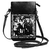 Punk Rock Schultertasche PU Leder Tasche Street Muster Frauen Taschen Teenage Crossbody Geldbörse...