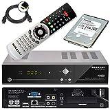 Megasat HD 935 Twin V2 HD-SAT-Receiver Aufnahmefunktion, Ethernet-Anschluss, Twin Tuner Anzahl Tuner...