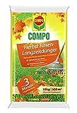 COMPO Herbst-Rasen Langzeit-Dnger, 3 Monate Langzeitwirkung, Feingranulat, 10 kg, 500 m