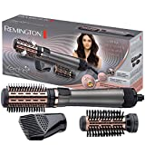 Remington Warmluftbürste Keratin Protect AS8810, rotierend, Rechts- und Linkslauf, zwei...