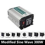 300W änderte Sinus-Wellen-Inverter DC 12V / 24V / 48V AC 110V / 220V, off Grid Inversor,...