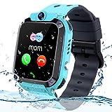 Smartwatch Kinder Wasserdicht Telefon Uhr, Vannico Kids Smartwatch für Jungen Mädchen Kinder...