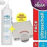 AKTION: Ultraschallreiniger Konzentrat 1000ml inkl. Flaschenausgießer für jedes Ultraschallgerät...
