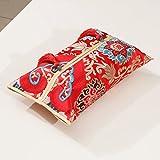 G/j/f Halter Gewebe, Fancy Abnehmbarer Tissue Box, Chinesisch Rechteckige Qualitäts-Silk...