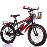 Unbekannt Mountain Bike Single Speed ​​18 Zoll 20 Zoll 22 Zoll 24 Zoll Studenten King Pendler...
