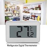 tragbares Gefrierthermometer Langlebiges Kühlschrankthermometer Multifunktionales Thermometer mit...