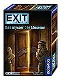 KOSMOS 694227 - EXIT - Das Spiel, Das mysteriöse Museum, Level: Einsteiger, Escape Room Spiel, für...