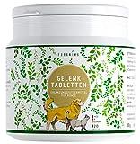 Furanima Gelenktabletten fr Hunde - EINFHRUNGSPREIS - 120 Tabletten mit Grnlippmuschel, MSM und...