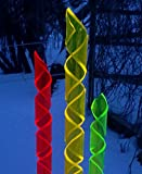3er Set Sonnenfänger Spirale 30cm Suncatcher Sonnenscheibe Mobile