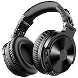 OneOdio Bluetooth Kopfhörer Over Ear [Bis zu 80 Stdn & BT 5.0] Geschlossene Musik Headphones...