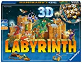 Ravensburger 26113 - 3D Labyrinth - Familienklassiker, Spiel für Erwachsene und Kinder ab 7 Jahren...