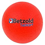 Betzold Softball rot - Kinder-Softball, Soft-Bälle, Kinder-Ball Schaumstoff, Schaumstoffball weich...