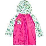 Regenjacke mit Kapuze, für Jungen und Mädchen, leicht, für den Notfall, kompakt, mit Kapuze,...