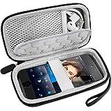 MP3-Player Tasche, Tragbare Musik Player Reise Case Hülle Kompatibel mit...
