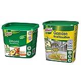 Knorr Umami Würzmischung (feiner, vollmundiger Geschmack) 1er Pack (1 x 1kg) & Gemüse...