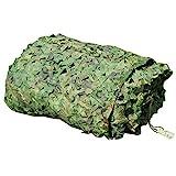 QIANMEI Tarnnetz Camouflage Netz Militrische Waldjagd Schieen/Camping Thema Party Dekoration...